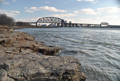 The Falls of the Ohio River