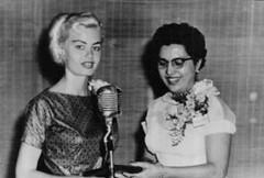 Madeleine Bordallo and Lagrimas L.G. Untalan