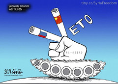 China & Russia veto, a weapon for Assad to kil...