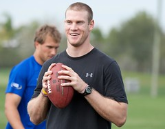 Texas A&M QB Ryan Tannehill