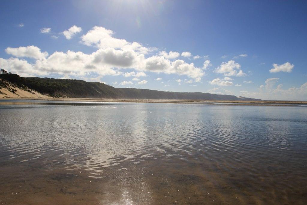 Rainbow Beach-  Fraser Island, Australia