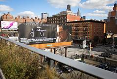 J. Edgar (2011) billboard The High line Park N...