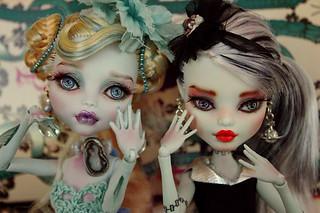 sisters Monster