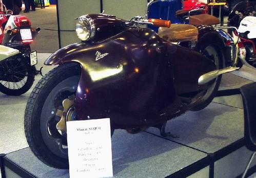 Moto Major 500 cc