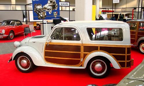 Fiat 500 Allemano