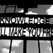 Knowledge will make you free
