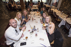USA Men's, Women's, Beach, and Indoor Olympic Volleyball Teams get together for dinner at Agora Churrascaria and Segerstrom Center for the Arts for a performance of Cinderella and celebrate 100 days until the games begin in Rio, Brazil.