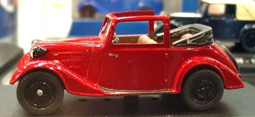 Foxtoys by Ixo Tatra 57A 1936