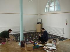 Laying Vinyl Flooring