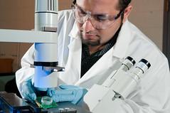 Photoelectrochemical biochip