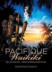 Pacifique Waikiki, 09.-10.3.2012, Serena, Espoo