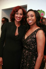 Actress Tracee Ellis Ross & Monque Tatum CEO o...
