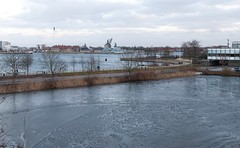 view from Kastellet rampart