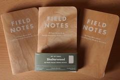 Field Notes Shelterwood