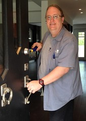 "Locksmith in Toronto, Jason Scheide • <a style=""font-size:0.8em;"" href=""http://www.flickr.com/photos/61091887@N02/7244829000/"" target=""_blank"">View on Flickr</a>"