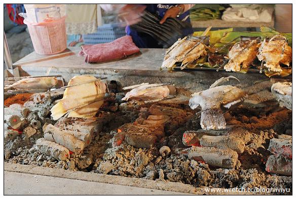 [蘇梅島.食]fisherman's village.漁人碼頭夜市.好逛.好吃.好買(下篇) @VIVIYU小世界