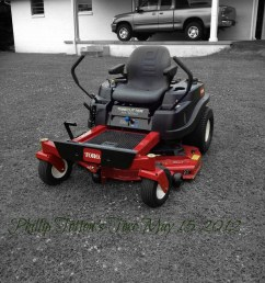toro timecutter mx5060 50 quot 23hp kawasaki zero turn lawn mower 2012 model [ 768 x 1024 Pixel ]