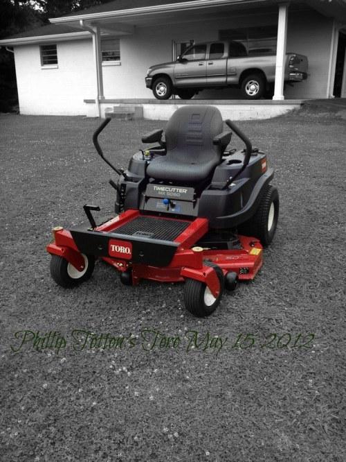 small resolution of toro timecutter mx5060 50 quot 23hp kawasaki zero turn lawn mower 2012 model