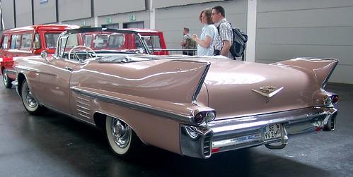 Cadillac De Ville 1958