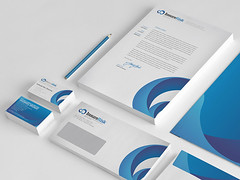 InsureRisk Corporate identity // Branding
