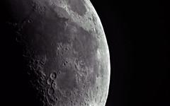 Slooh Moon