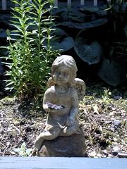 Garden Angelic Beings
