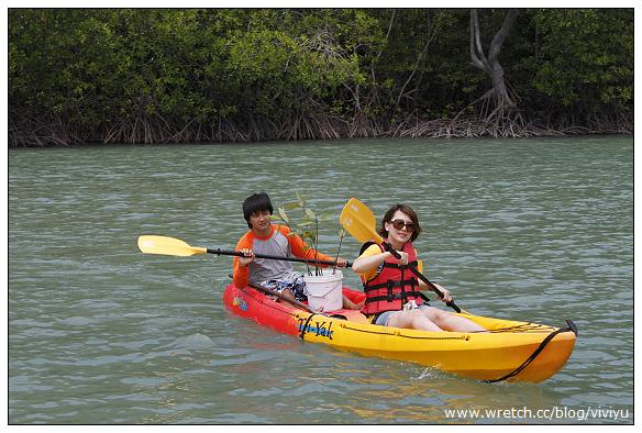 [泰國]粉紅海豚好嬌貴~驚呼連連.好興奮 @VIVIYU小世界