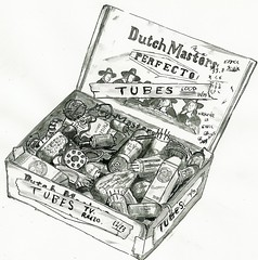 Electric Cigar Box Guitar Electric Guitar Necklace Men's