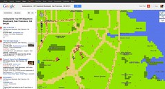 Google Maps Quest Mode