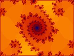 Fractals Geometric Pattern