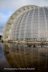 The Dome: reflected