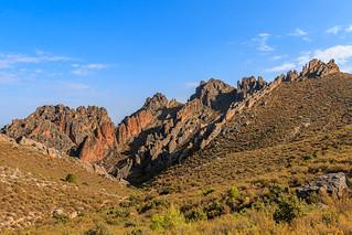 Barranco del Perejil - Jaén