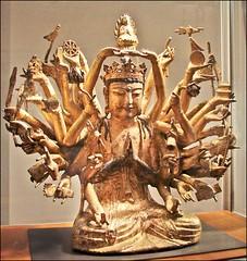 Avalokiteshvara (musée Guimet)