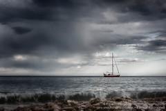 Soledad ante la tormenta