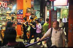 Tsim Sha Tsui - Street
