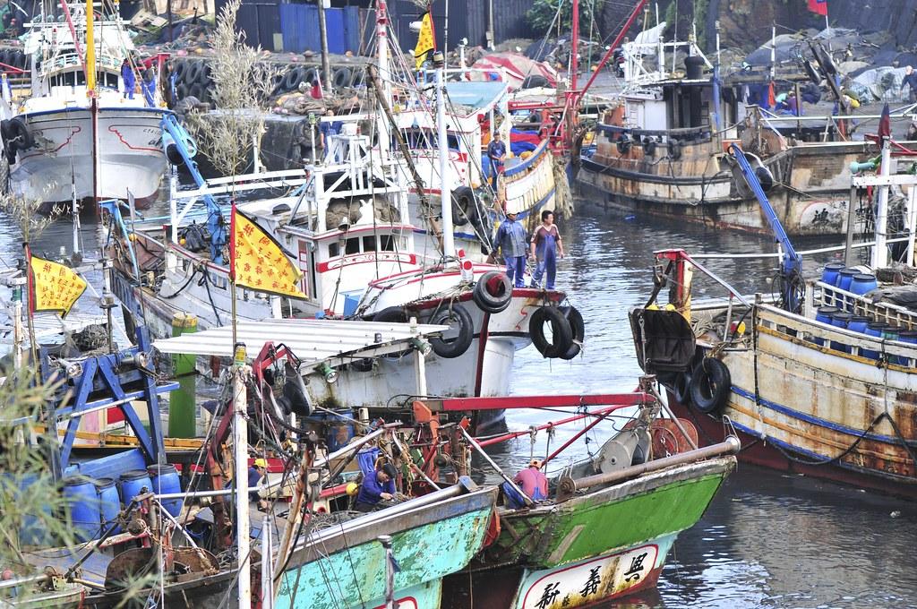 fishing port Daxi 96