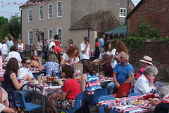 """Diamond Jubilee street party • <a style=""""font-size:0.8em;"""" href=""""http://www.flickr.com/photos/80046288@N08/7346022668/"""" target=""""_blank"""">View on Flickr</a>"""
