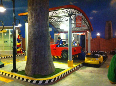 Kidzania Car Repair