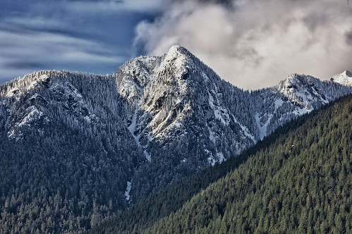 Grouse Mountain Area - Vancouver, BC