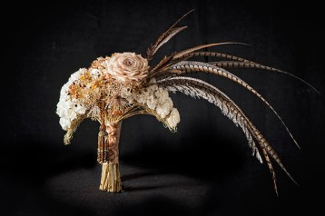 Bridal Nouveau By Coby Neal AIFD, PFCI, of The Flower Studio in Austin, Texas
