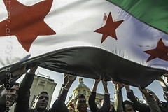 Syria Independence Flag