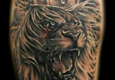 Scale Tattoo Designs