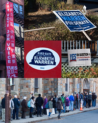 Election Day in Massachusetts, 2012 [311/366]