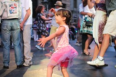 I can dance too!