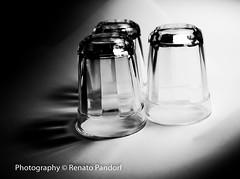 Glass triad - B&W