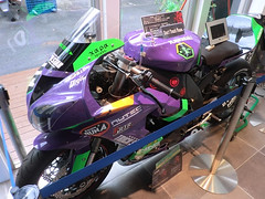"""Awesome Eva racing motorbike • <a style=""""font-size:0.8em;"""" href=""""http://www.flickr.com/photos/66379360@N02/7101501695/"""" target=""""_blank"""">View on Flickr</a>"""
