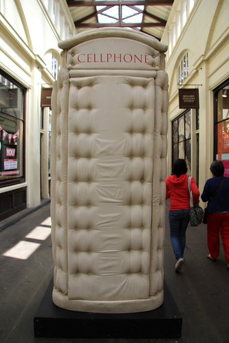 BT Artbox - Padded Cellphone Box