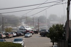 "Fog over the harbor • <a style=""font-size:0.8em;"" href=""http://www.flickr.com/photos/54494252@N00/7857904416/"" target=""_blank"">View on Flickr</a>"