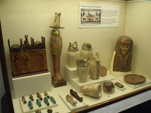 Birmingham Museum & Art Gallery - Ancient Egyp...