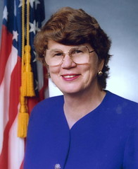 Portrait of Janet Reno